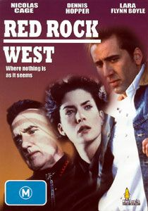 Nicolas Cage Lara Flynn Boyle Red Rock West DVD