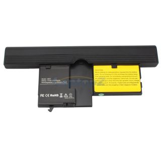 Cell Laptop Battery for IBM Lenovo ThinkPad X60 X61 Tablet PC Series