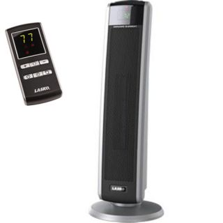 Ceramic Portable Ceramic Heater Lasko Digital Oscillating Space Heat w