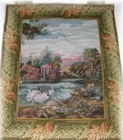 Gorgeous Large Tapestry Wall Hanging Seagull