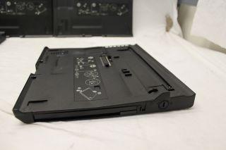 Lot of 5 IBM Lenovo 42W4635 Laptop Docking Stations Port Replicator