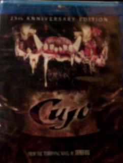 Cujo 1983 Dee Wallace Ed Lauter Christopher Stone SEALED Bluray