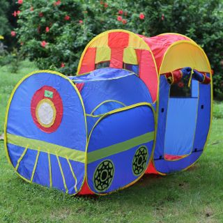 Portable Kids Play Tents Game Tent Indoor Outdoor Toy Huts Children