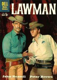Complete Lawman TV Western Golden Age Comics on CD