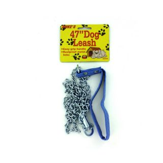 New Wholesale Case Lot 48 4 Foot Metal Dog Animal Leashes