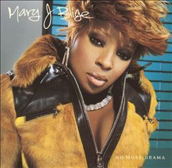 Mary J Blige No More Drama CD 2001 MCA Rainy Dayz Family Affair