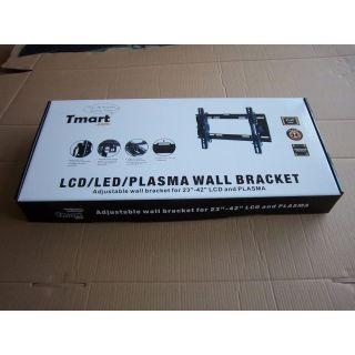 LCD LED Plasma Flat Display Tilt TV Wall Mount Bracket 23 25 27 29 30