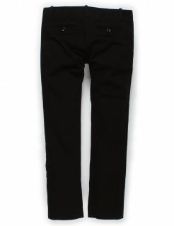 Gap Sleek Black Straight Leg Pants Sz 0R