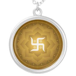Spiritual Swastika Jewelry