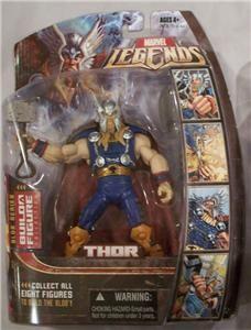 Marvel Legends Thor Figure BAF Blob