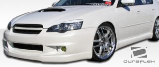 2005 2009 Subaru Legacy Wings Duraflex Side Body Kit