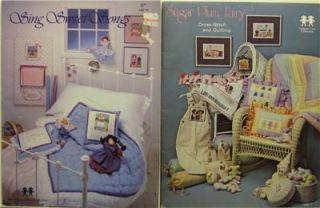 over 70 CROSS STITCH pattern books/leaflets ~ Leisure Arts, ASN & more