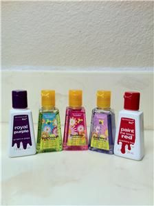Bath Body Works PocketBac Spring 2012 Bundles You Pick 2nd Lot Ships
