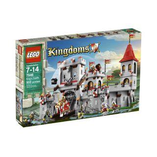 Lego Kingdoms Kings Castle 7946 933 Pcs Set New