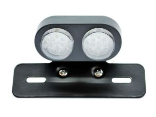 MOTORCYCLE INTEGRATED LED BRAKE RUNNING LIGHTS W/ TURN SIGNALS AND