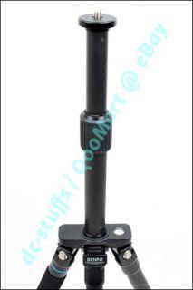Benro C2182TB1 Carbon Flat Tripod Kit 2 QR Plate Package C2682TB1