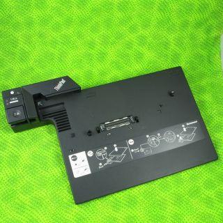 Advanced Dock for Lenovo IBM ThinkPad T400 T500 W500 Laptop Mini