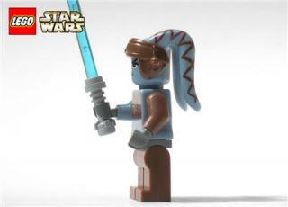 Lego Star Wars Custom Aayla Secura Minifig ROTS New
