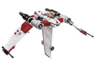 New Lego Star Wars Set 7674 V 19 Torrent Fighter w Clone Pilot SEALED