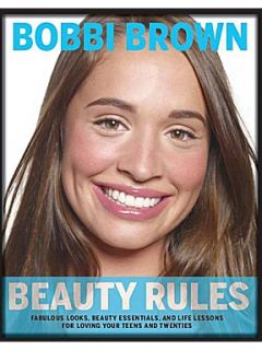 Bobbi Brown Beauty Rules Book   House of Fraser