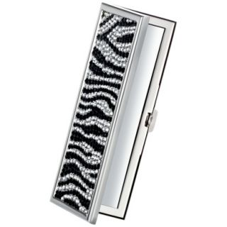 JUDITH LEIBER  and Target   Compact Mirror Black White