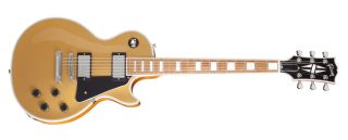 New Gibson Les Paul Custom Gold Top Limited Edition w Gibson Hard Case