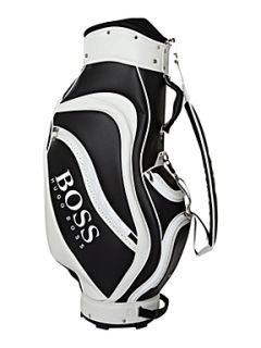 Hugo Boss Gerim golf bag Black   House of Fraser