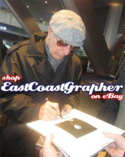 Leonard Cohen Signed Album Record LP Live Songs Vinyl Proof