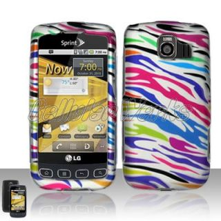Design Cell Phone Case Cover for LG LS670 Opimus s Sprin US Cellular