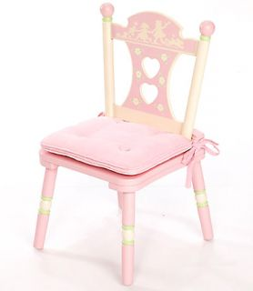 Levels of Discovery Rock A My Baby Kids Pink Chair