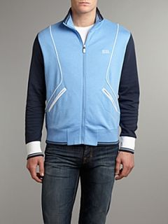 Hugo Boss Retro zip up jacket Blue