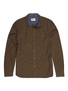 Boxfresh Cana cotton shirt Green