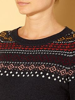 Homepage  Women  Dresses  Linea Weekend Fairisle knitted dress