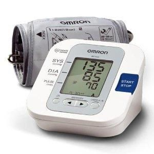 Omron 5 Series BP742 Automatic Blood Pressure Monitor Replaces The Hem