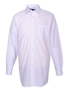 Double TWO Extra tall shirt White