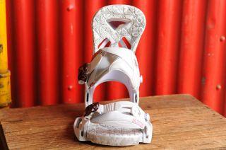 2011 Burton Lexa Est Snowboard Bindings Brand New Large Size 8