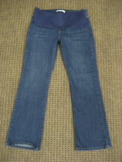 Levi Strauss Maternity Jeans Stretch Boot Cut 545 Maternity Jeans Size