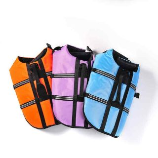 Dog Clothes Small Dog Saver Life Jacket Dog Life Vest Pet Clothing