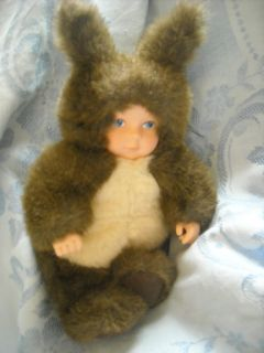 Sale Lot Anne Geddes Baby Doll Toy Teddy Bear Baby Decoration Squirrel