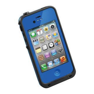 Brand New iPhone 4 4S Blue Lifeproof Case Shock Proof Lowest Price