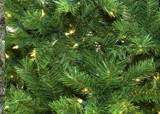 Lexington Fir Pre Lit Artificial Christmas Tree