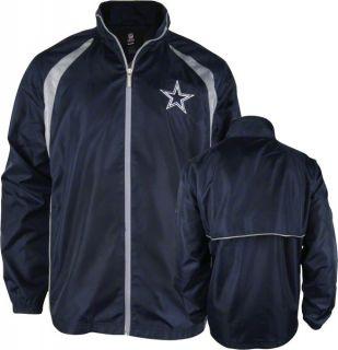 Dallas Cowboys Trainer Lightweight Jacket
