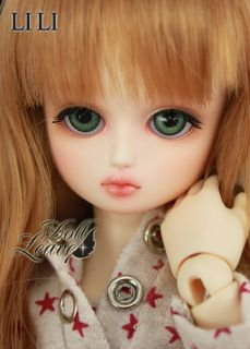 Lili Doll Leaves 26cm Doll 1 6 Girl BJD Super Dollfie YOSD Ball