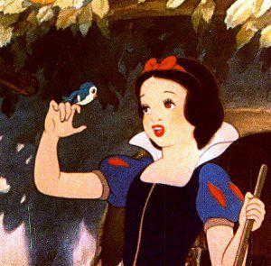 Disney Fairytale Barbie Princess Snow White Doll Set