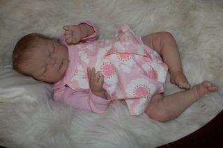 Adorable Reborn Cindy Musgrove Libby Baby Girl Bountiful Baby
