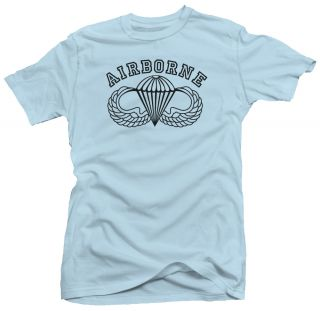 Airborne Ct Special Forces Ranger Army Military T Shirt