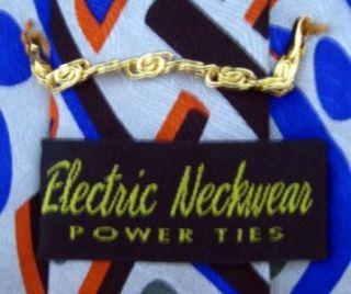 New Electric Power Former Rush Limbaugh Necktie Tie