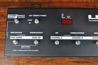 Line 6 Floor Board Amp Foot Switch Controller