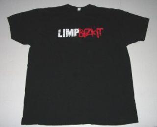 Limp Bizkit Concert Tour T Shirt Las Vegas 2009 Sz XXL 2XL Black