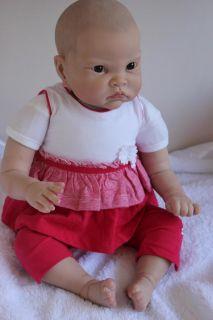 Reborn Baby Girl Mei Ling Fei Yen sculpt by C.Musgrove ~Emerald Hill